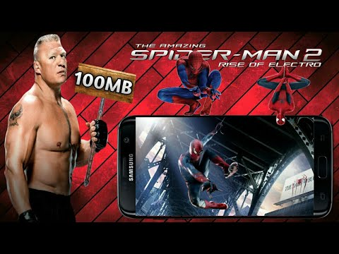 The Amazing Spider-Man 2 (100 Mb / Offline) Android highly compressed #1