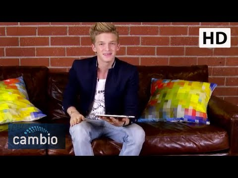 Cody Simpson Couch Sesh! | Cambio Interview