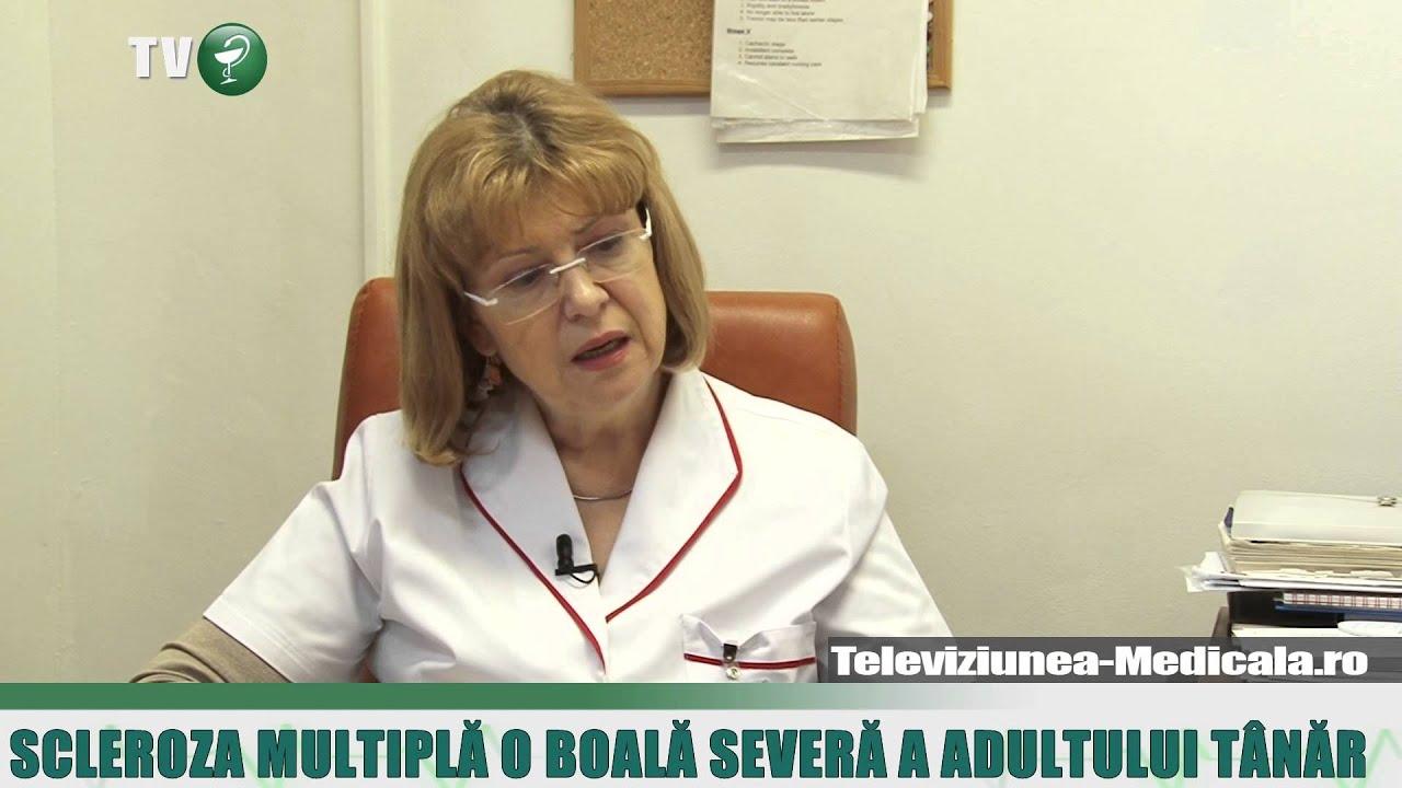 Scleroza Multipla Cauze Simptome Tratament Youtube