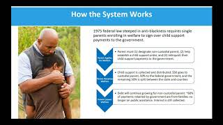 The Payback Problem: Why Child Support in California Goes to the Government Instead