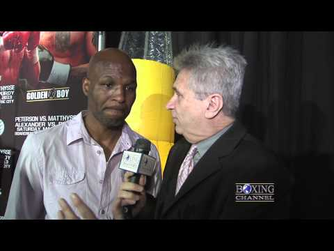 Bernard Hopkins will be back July 13 facing Karo Murat, and says something big is in the works.