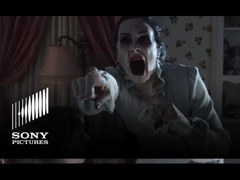Insidious: Chapter 2 happy Holidays Mash-up video