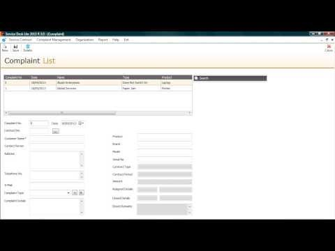 Service Desk 2014 Lite : Free Service Management Software