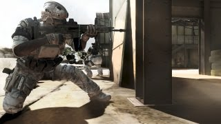 Desert Storm - Ghost Recon_ Future Soldier Gameplay