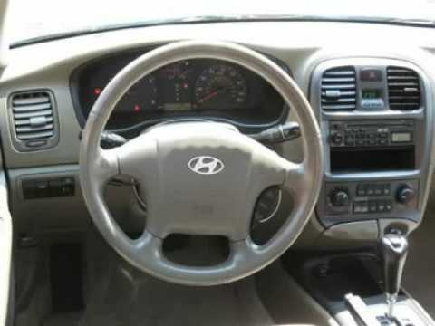 2002 HYUNDAI SONATA YouTube