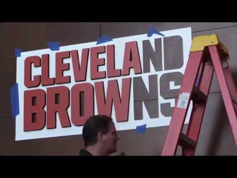 Cleveland Browns Reveal New