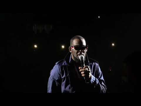 R. Kelly - Down Low no body has to know
