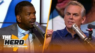 Rob Parker weighs in on Andrew Luck's retirement and the fan reaction | NFL | THE HERD