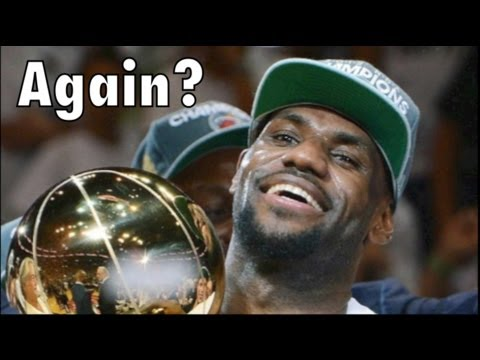 Heat vs. Spurs 2014 NBA Finals!! - Who Wins?