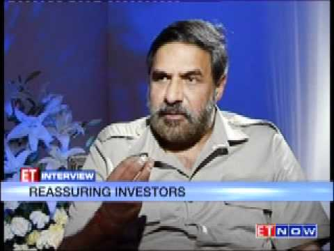 ET Interview with Anand Sharma - Part 3