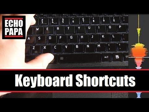 VirtualDJ 8: Keyboard Shortcuts