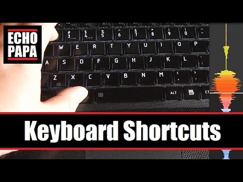 VirtualDJ 8: Keyboard Shortcuts
