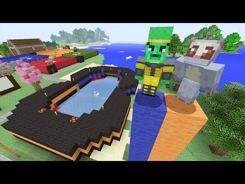Minecraft Xbox Danger Zone 232