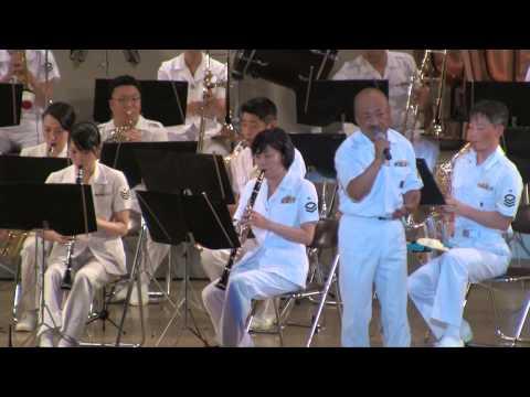 映画「永遠の0」主題歌「蛍」~海上自衛隊舞鶴音楽隊