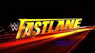 Vlog_34 WWE Fastlane March 5th 2017