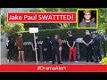 Jake Paul SWATTTED! & Dropped by Disney! #DramaAlert Jake Paul DOXXED Post Malone! H3H3! -