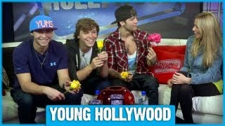 Emblem3 Road To Fame Part 1: The Interview