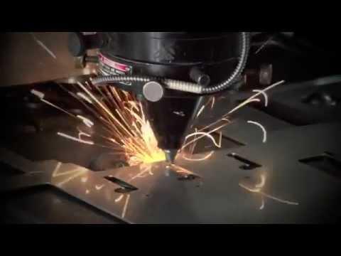 Tour A&E Mfg. Precision Sheet Metal Fabricators Facility