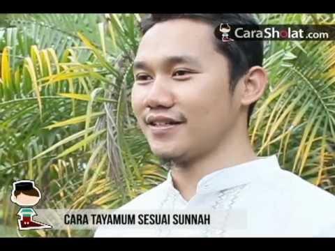Cara Tayammum Sesuai Sunnah Nabi - CaraSholat.com