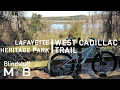 Mountain Biking the West Cadillac Trail in Tallahassee, FL
