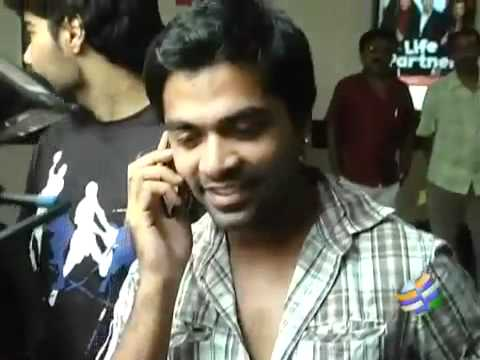 Updates about Simbu's Love anthem