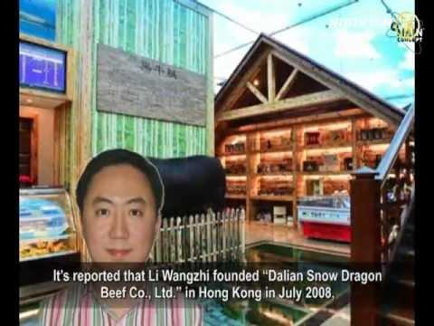 Overlord Business of Li Wangzhi, Eldest Son of Bo Xilai