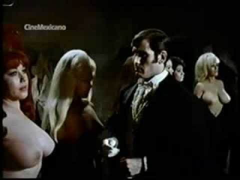 EL VAMPIRO Y EL SEXO (1969) Adults Only version of Santo and the Treasure of Dracula