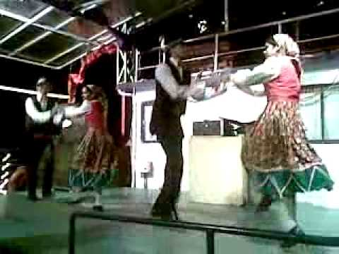 Goan Folk Dance With Gentleman video