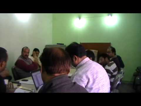 Panun Kashmir Workshop Raw Footage video