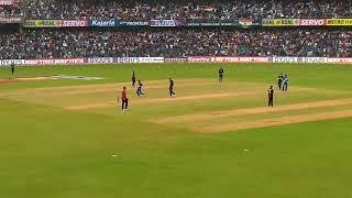 Virat kohli crazy celebration after hitting century in 1 ODI MATCH PAYTM SERIES 22/10/2017