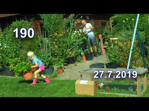 Ab In Den Garten Einfach Mal So Mit Melody Und Papa