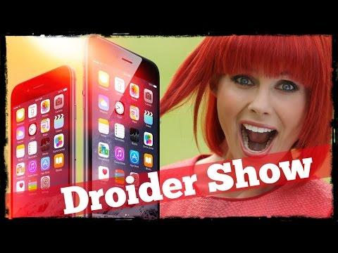 Droider Show #156. Всё об iPhone 6 и итоги IFA