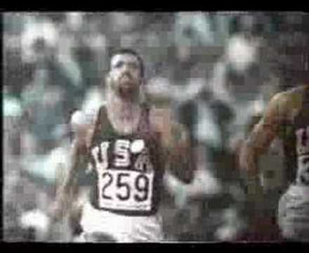 200m men final 1968 Smith Tommie