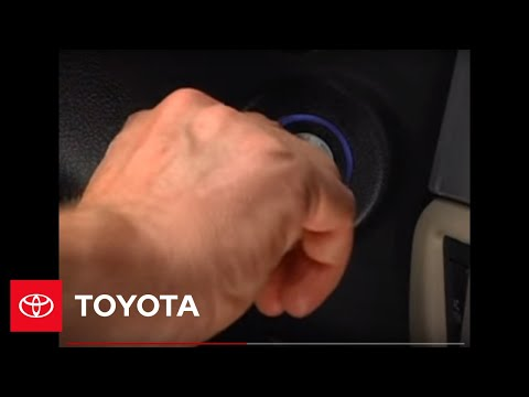 Theft Deterrent Systems Tundra How-to Theft Deterrent