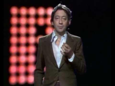 Serge Gainsbourg - Zig Zag Avec Toi