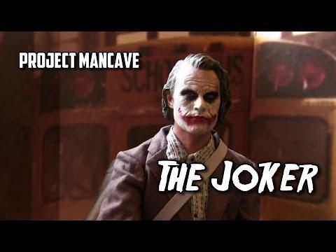 Project Mancave - The Joker