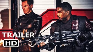 FAHRENHEIT 451 Official Trailer (2018) Michael B. Jordan