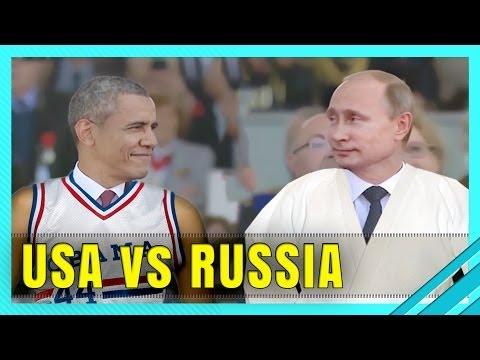 ᴴᴰ Workout Like a President ► Obama vs Putin