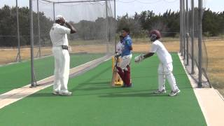North Austin Kids, Cricket wicket-keeping Practice