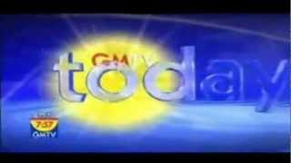 GMTV Opening Titles - (1993 - 2009)