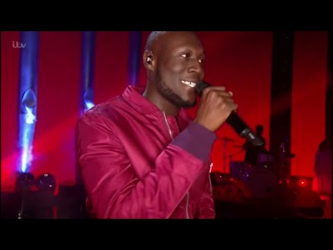 | Stormzy | XFactor 2017 | Blinded By Your Grace | GSAP |