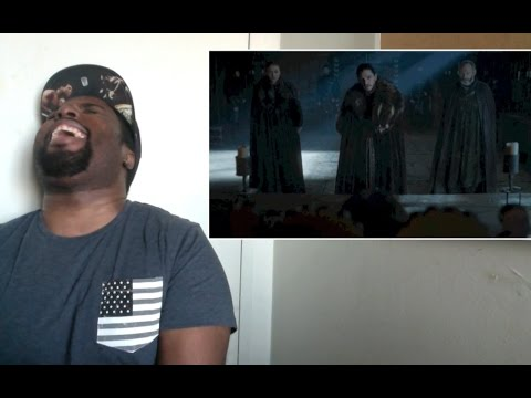 "Game of Thrones REACTION - 6x7 ""The Broken Man"" - ALMOST THERE"