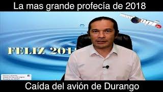 Caida Avion de Durango #PrediccionCumplida