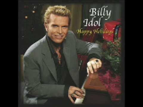 Billy Idol - Merry Christmas Baby