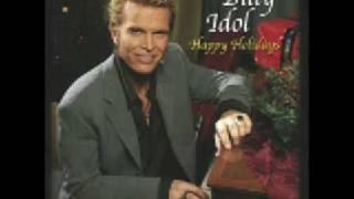 Watch Billy Idol Merry Christmas Baby video