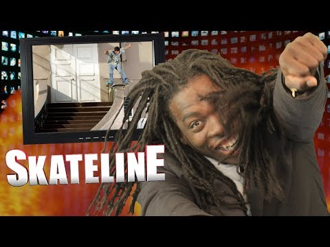 SKATELINE - Tyshawn Jones SOTY, Rowan Zorilla, Shawn Hale, Chris Russell,