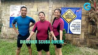 Discover scuba dive with Gypsy divers VREVIEW