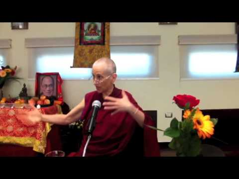 12 Working with Anger and Developing Fortitude 04-25-15