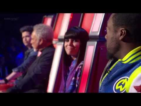 The Voice UK Episode 3 •  Blind Auditions • April 7, 2012