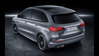 2019 Mercedes Benz B-Class - More Sports for the Tourer